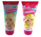 Barbie Body Wash + Shampoo