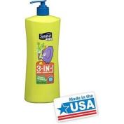 Suave Kids Splashing Apple Toss, 3-in-1 Shampoo + Conditioner + Body Wash, 830ml