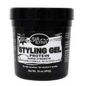 Protein Super Strength Styling Gel 470ml
