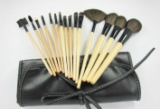 Smile 15 pcs Soft Synthetic Hair make up tools kit Cosmetic Beauty Makeup