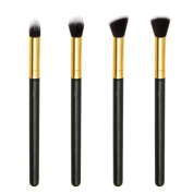 Smile 4pcs Eye brushes set eyeshadow Blending Pencil brush Makeup tool Cosmetic