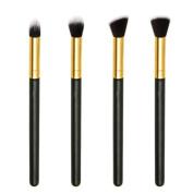 Smile 4pcs Eye brushes set eyeshadow Blending Pencil brush Makeup tool Cosmetic