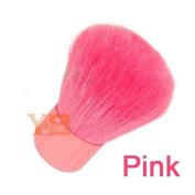Smile High Quality Makeup Make Up Full Coverage Brush Pink