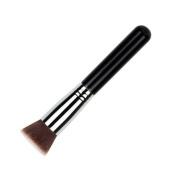 Smile Flat Top Buffer Foundation Powder Cosmetic Salon Makeup Brush Basic Brush