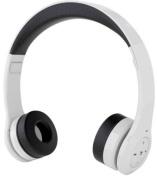 Ronin Unplugged Bluetooth Headphones White