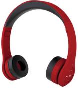 Ronin Unplugged Bluetooth Headphones Red