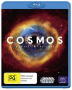 Cosmos: A Spacetime Oddessey [Region B] [Blu-ray]