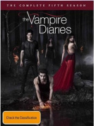 The Vampire Diaries [5 Discs] [Region 4]