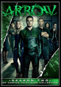 Arrow: Season 2 (DVD/UV) [Region 4]