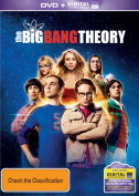 The Big Bang Theory Season 7 [Region 4]
