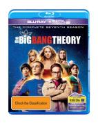 The Big Bang Theory Season 7 [Region B] [Blu-ray]