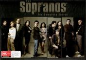 The Sopranos [27 Discs] [Region B] [Blu-ray]