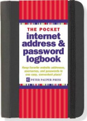 The Pocket Internet Address & Password Logbook