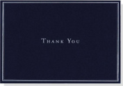 Navy Blue Thank You Notes