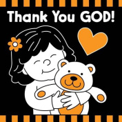 Thank You God! [Board Book]