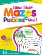Bible Story Mazes Puzzle Book