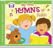 My First Hymns of Faith CD  [Audio]