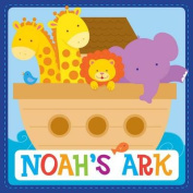 Noah's Ark Christian Padded Board Book