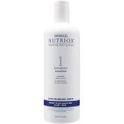 Nutri-Ox Shampoo Step 1 - For Normal Hair 600ml **BIGGER BOTTLE!!