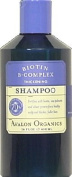 Avalon Organics Biotin B-Complex Therapy Thickening Shampoo, 410ml Bottle