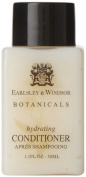Earlsley & Windsor Botanicals Hydrating Conditioner Lot of 18 each 35ml bottles. Total of 590ml