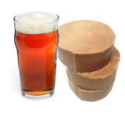 Beer Shampoo Bar, Cold Process All Natural, No Paraben