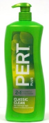 Pert Plus 2-in-1 Shampoo + Conditioner, Classic Clean for Normal Hair, 1180ml Pump Bottle