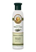Venus Secrets Organic Olive Shampoo with Mastic & Herbs
