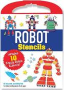Robot Stencils