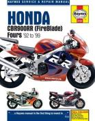 Honda CBR900RR Service and Repair Manual