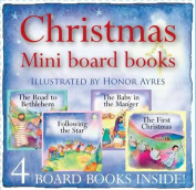 Christmas Mini Board Books