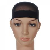 Wig Cap (2 Pack) (Black)