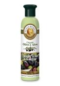 Venus Secrets Aromatherapy Shower Gel with Organic Olive & Aloe Vera