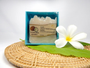 Coconut Soap Handmade Natural Essential Oils Soap Herbal Soap Thailand 100 G.