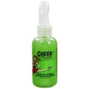Cheer Chics by Cheer Chics WE'VE GOT SPARKLE HAIR AND BODY GLITTER LIME GREEN 150ml for UNISEX