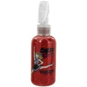 Cheer Chics by Cheer Chics WE'VE GOT SPARKLE HAIR AND BODY GLITTER RED 150ml for UNISEX