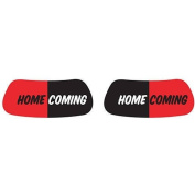 Red and Black Homecoming EyeBlacksTM