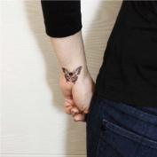 Butteflyl Tattoo, Temporary Tattoo, Body Tattoo, Tattoo Sticker