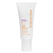 Dr. Dennis Gross Skincare Lift & Lighten Eye Cream, .150ml