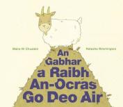 An Gabhar a Raibh an-Ocras Go Deo Air [Board book] [GLE]