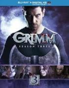 Grimm: Season 3 [Region B] [Blu-ray]