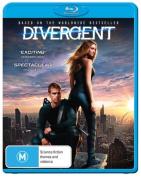 Divergent [Region B] [Blu-ray]