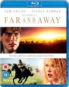 Far and Away [Region B] [Blu-ray]