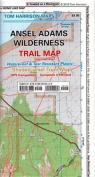 Ansel Adams Wilderness Trail Map