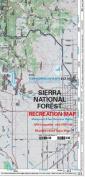 Sierra National Forest Recreation Map