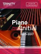 Piano Grade Initial 2015-2017
