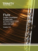 Flute & Jazz Flute Scales & Arpeggios from 2015