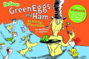 Dr Seuss Green Eggs & Ham Activity Placemats