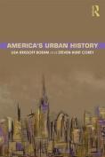 America's Urban History