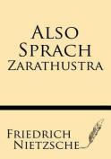 Also Sprach Tharathustra [GER]